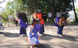 吉田林獅子舞